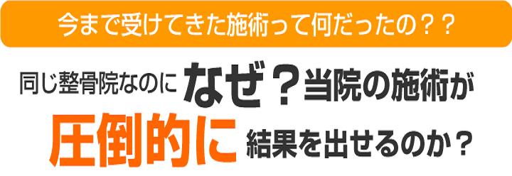 千葉市緑区おゆみ野、鎌取駅のセレネ整骨院鍼灸院で改善するのか?