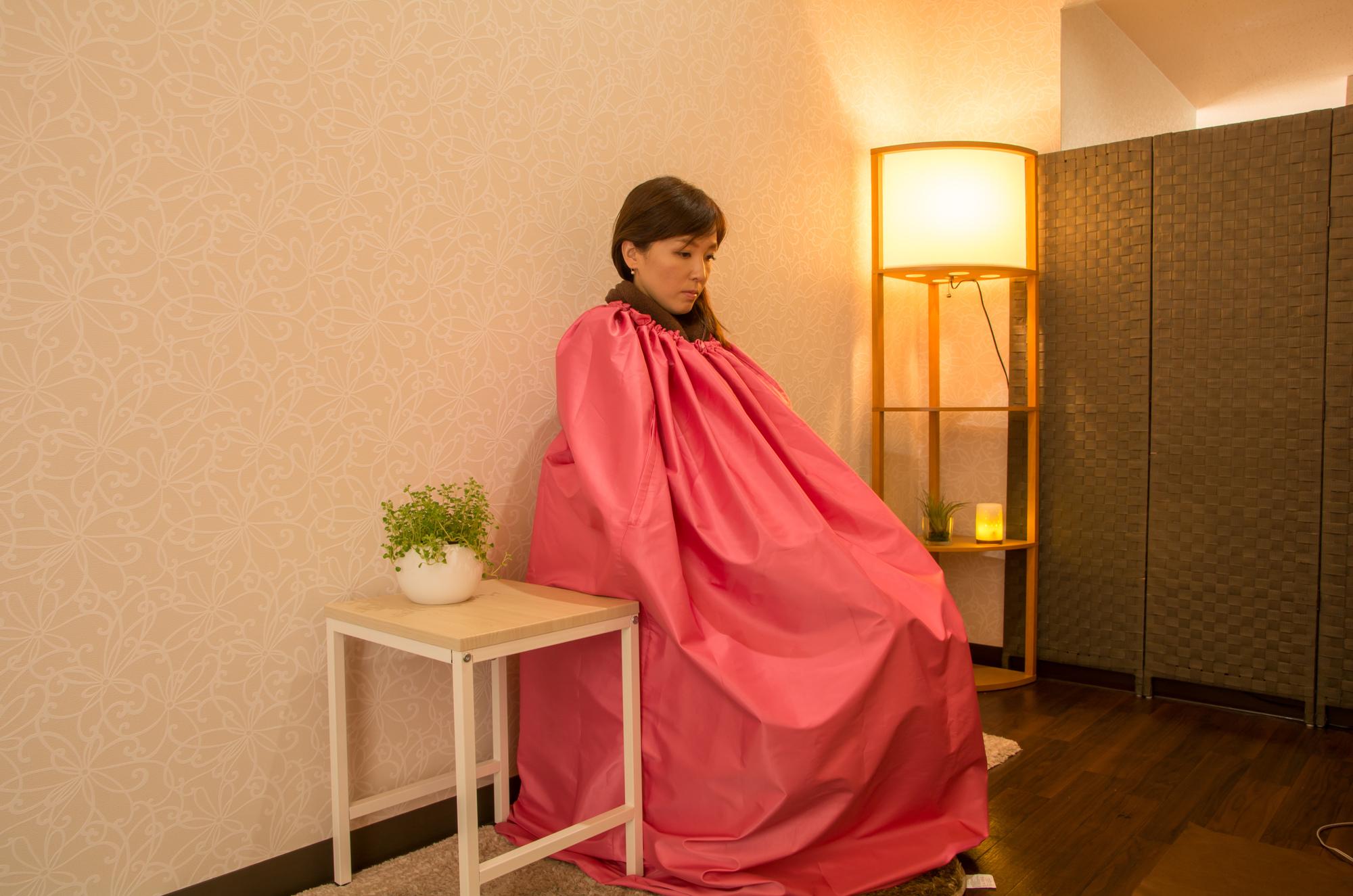 よもぎ蒸しを受けたいならおゆみ野・鎌取駅にあるセレネ整骨院鍼灸院!