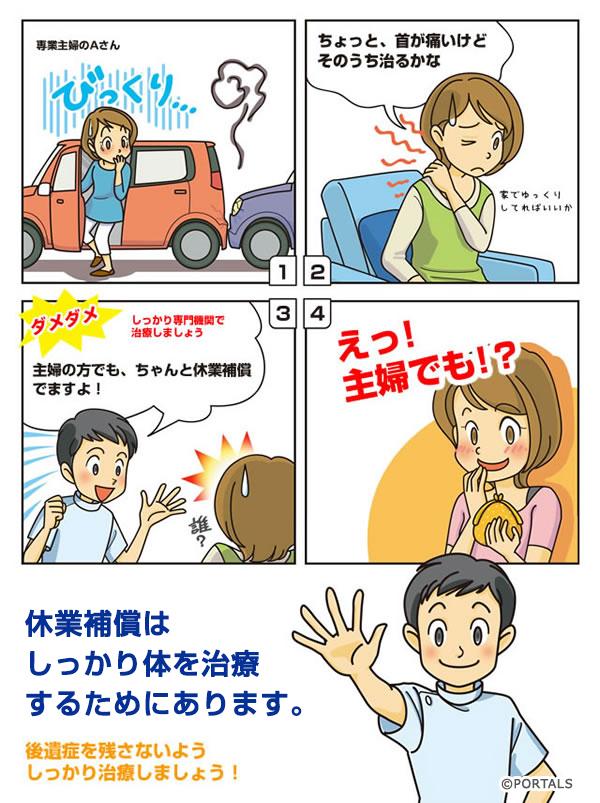 休業補償についてはおゆみ野、鎌取駅にあるセレネ整骨院鍼灸院にご相談。